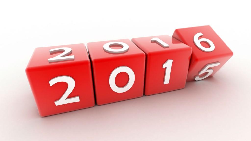Новый год 2015-2016
